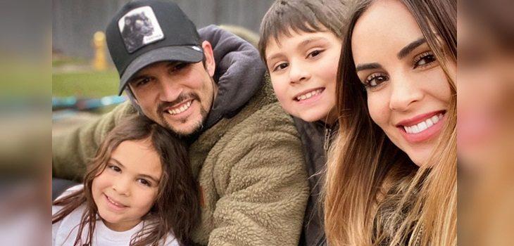 Maura Rivera y Mark desearon tiernos mensajes de cumpleaños a su hija Luciana