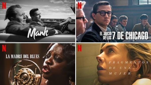 Nominadas Netflix