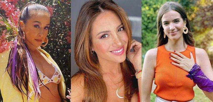 Karen Bejarano recibió apoyo de decenas de figuras televisivas