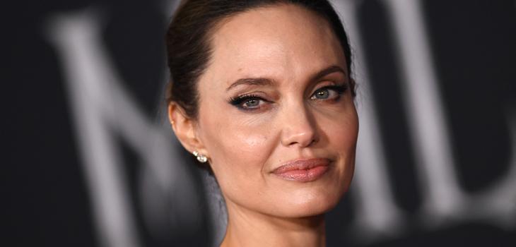 Angelina Jolie   AFP Forum