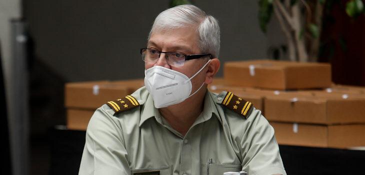 General Yañez pide respaldo para uso de armas de servicio
