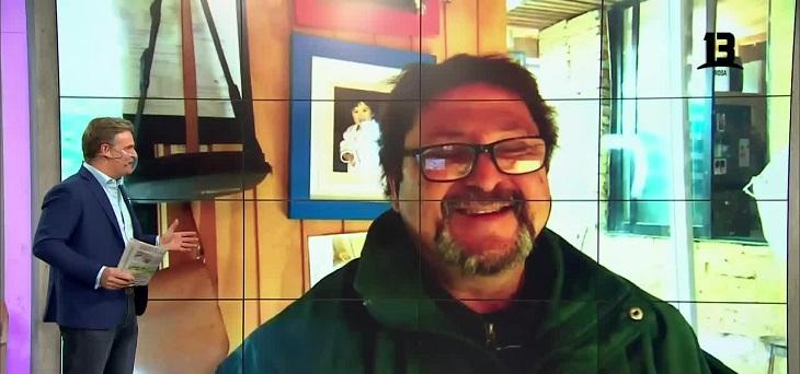 Amaro Gómez-Pablos tuvo noble gesto con profesor cesante