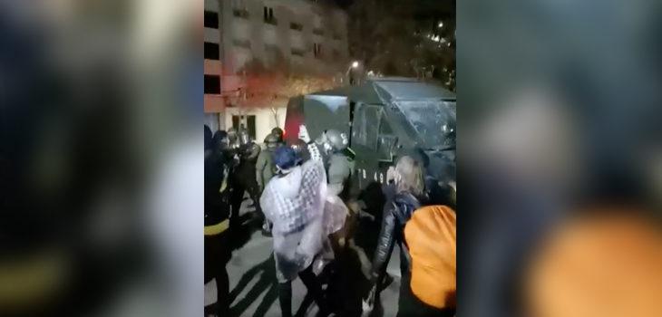 Detención constituyente Lista del Pueblo