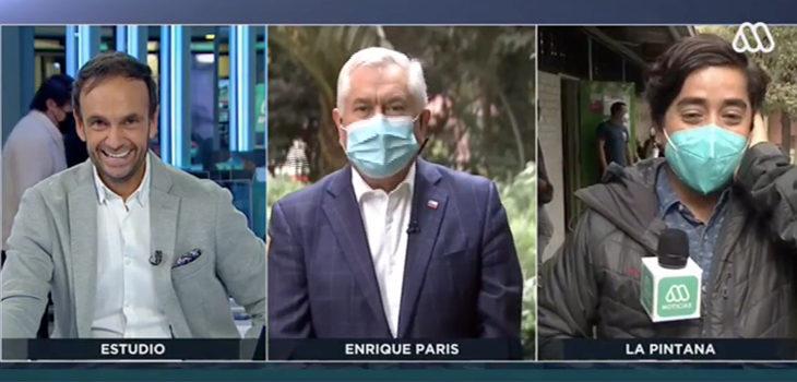 fernando godoy y ministro paris en triplex