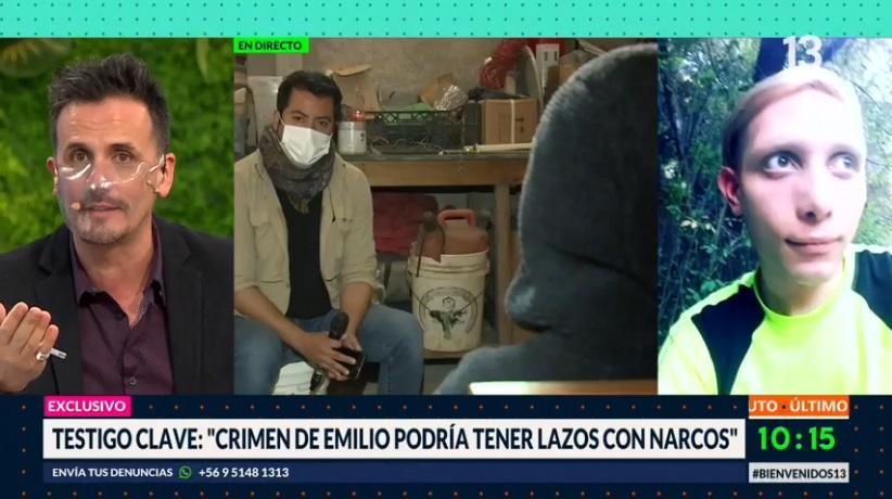Bienvenidos caso Emilio