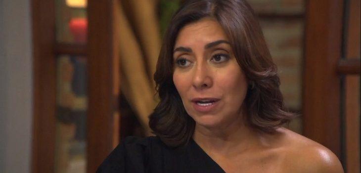 Carmen Gloria Arroyo sobre hombre que la acosó durante dos años