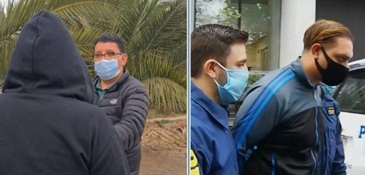 Familiar de sospechoso del crimen contra el pequeño Emilio en Longaví