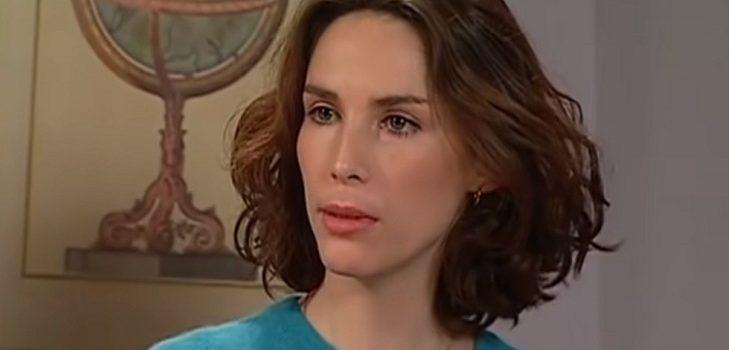 Angélica Neumann sobre su lejanía de la actuación