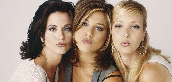5 productos que te ayudarán a lograr el maquillaje de Rachel, Phoebe y Mónica de Friends