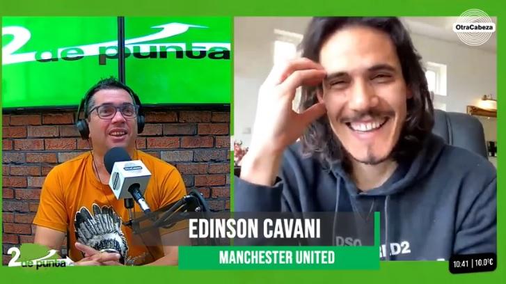 entrevista Cavani