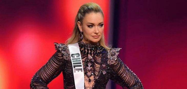 Daniela Nicolás por críticas a su vestuario en Miss Universo
