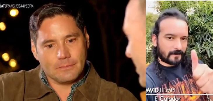 Pancho Saavedra y el catador