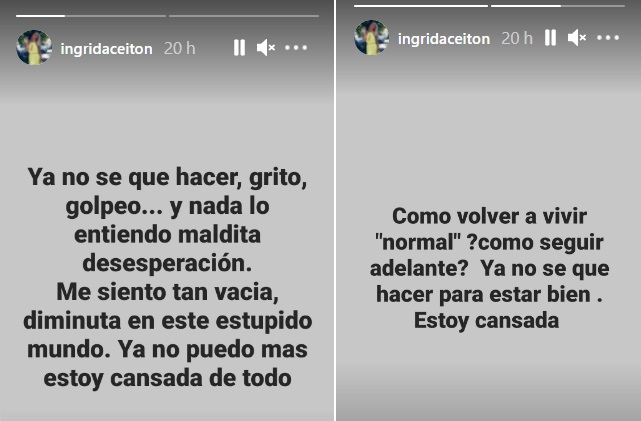 Mensajes Ingrid Aceitón