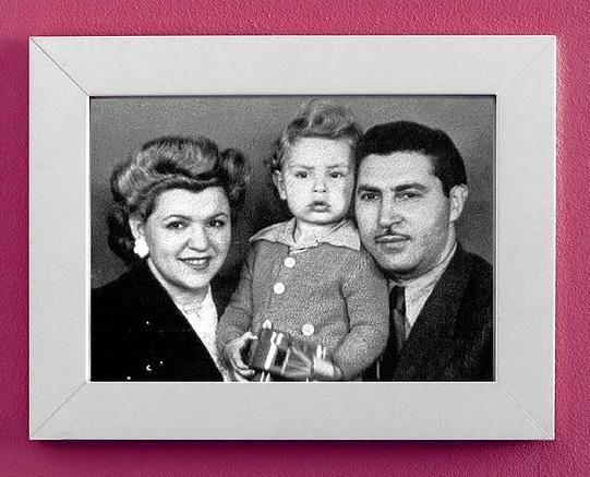 Familia Mario Kreutzberger
