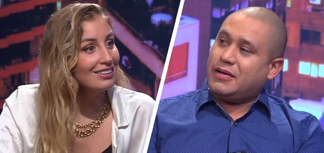 Daniela Castro e Ignacio Román MasterChef