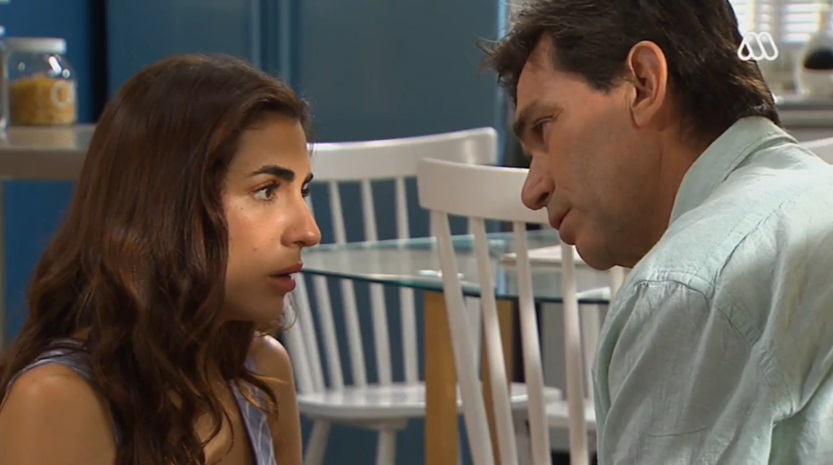 Olivia y Ricardo