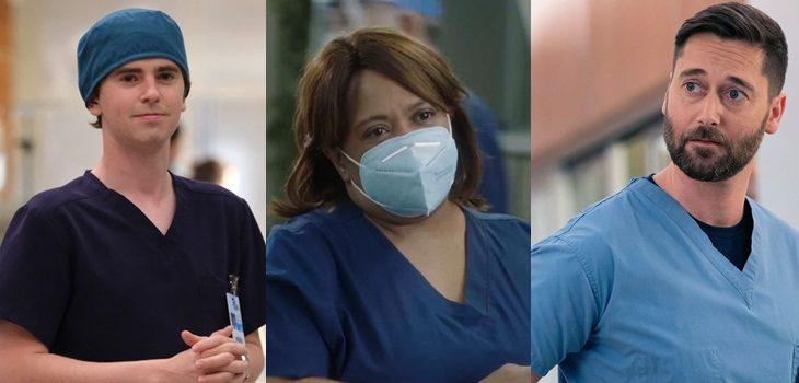 cómo las series han mostrado la pandemia de COVID-19