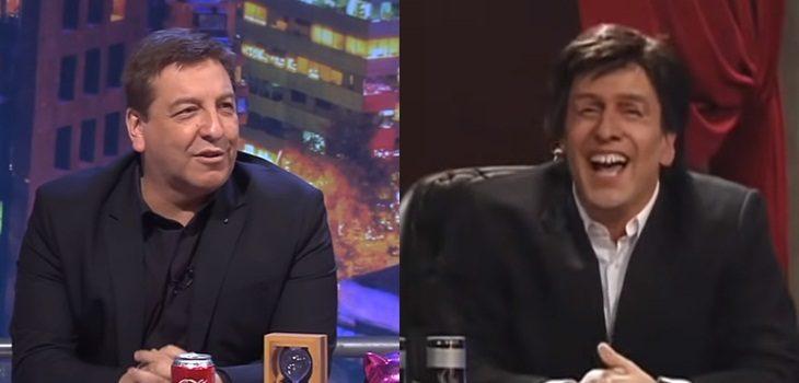 JC Rodriguez sobre cómo se enteró de imitación de Kramer en Halcón y Camaleón