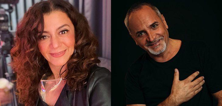 Paola troncoso sorprendió con su gran talento para el canto en programa de Luis Jara