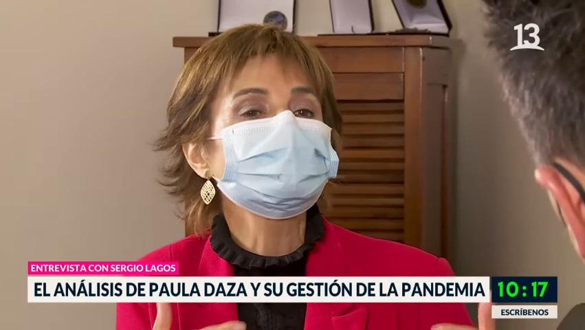 Entrevista Paula Daza Bienvenidos