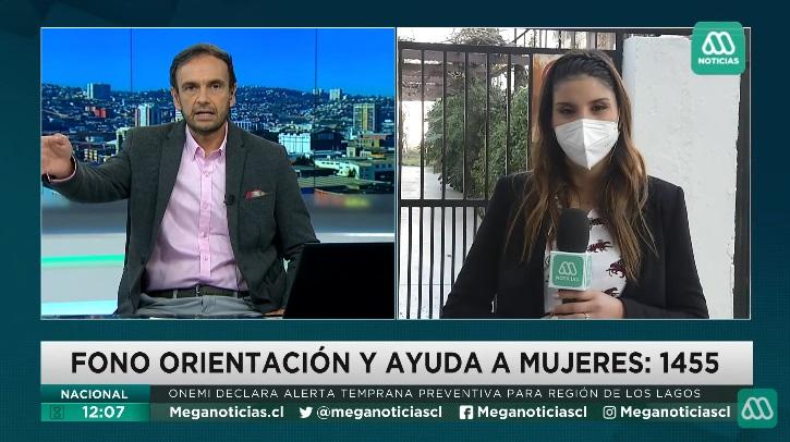 Rodrigo Sepúlveda Meganoticias