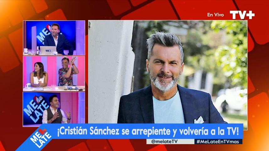 Cristián Sánchez Mega
