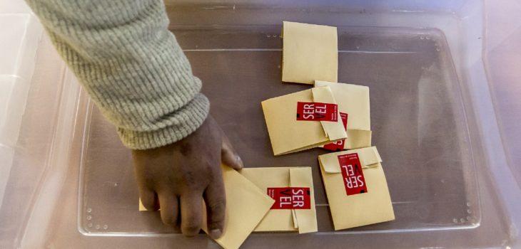 Servel Elecciones mayo