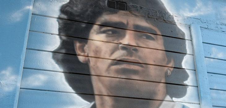 Maradona y cardiopatías