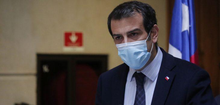 Ministro Delgado sobre ataque en Collipulli
