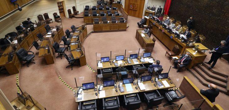 Senado ratifica extensión del estado de catástrofe: regirá hasta el 30 de septiembre