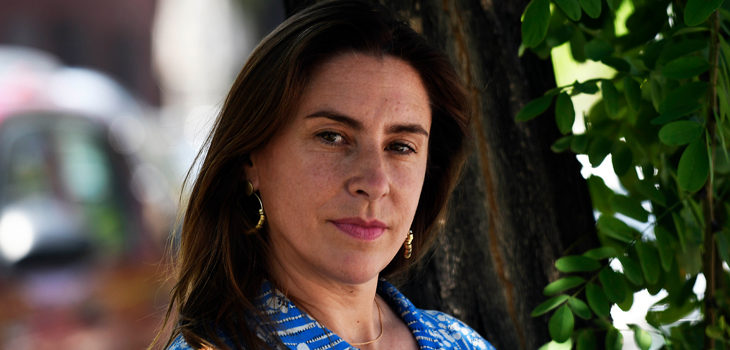 Patricia López y su nuevo look natural