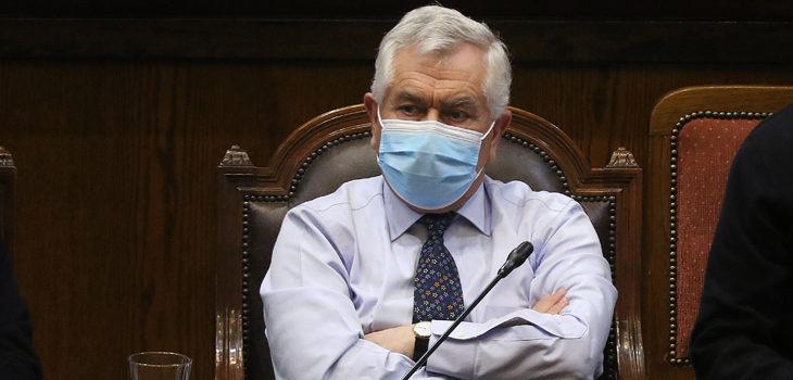 interpelación al ministro de Salud