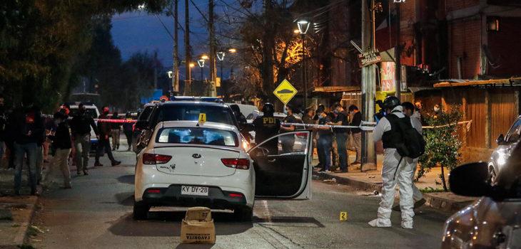PDI muere baleada en La Pintana
