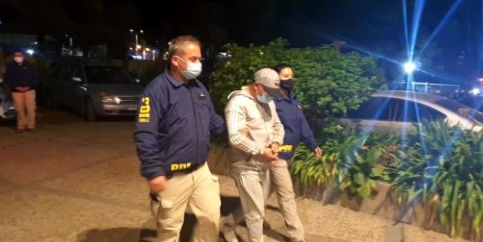 Decretan prisión preventiva para hombre que tenía secuestrada a menor de edad en Valparaíso