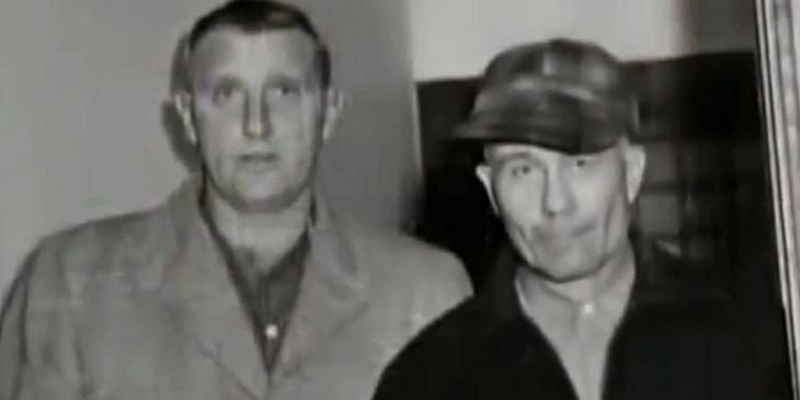 """Detención de Gein (Documental """"The Real Leatherface"""")"""