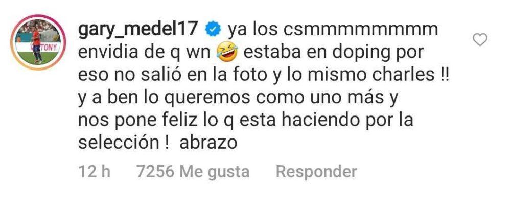 Gary Medel | Instagram