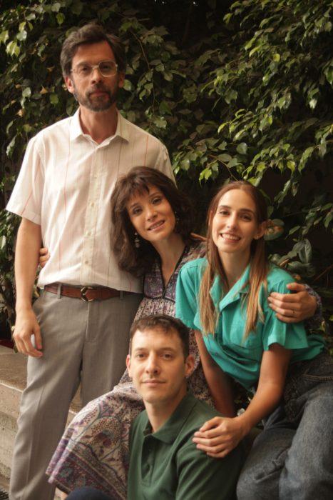 Isabel Allende familia