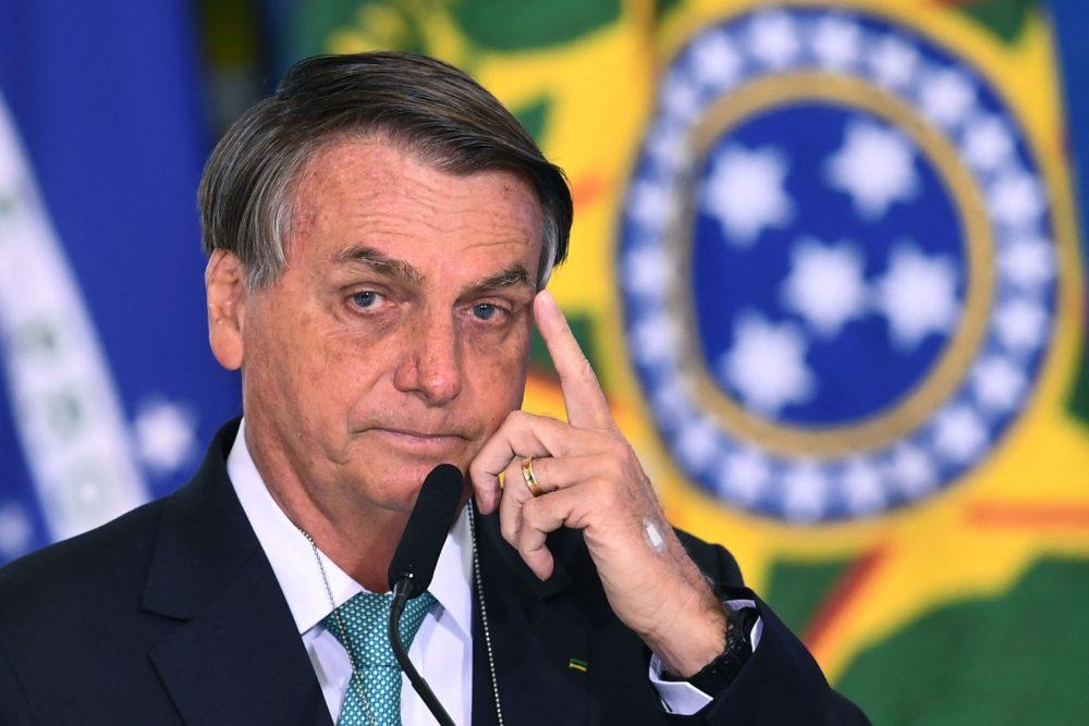 Jair Bolsonaro presidente de Brasil