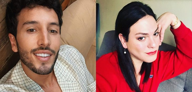 Sebastián Yatra y Daniela Vega   Instagram