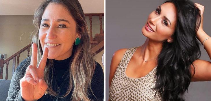 Belén Mora y críticos de Pamela Díaz