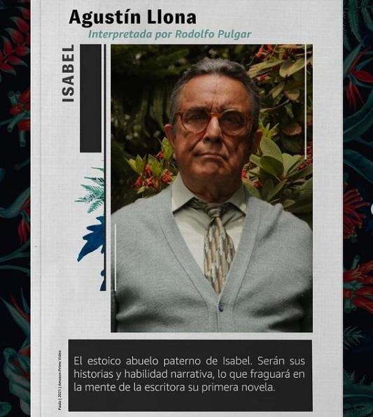 Agustín Llona | Isabel