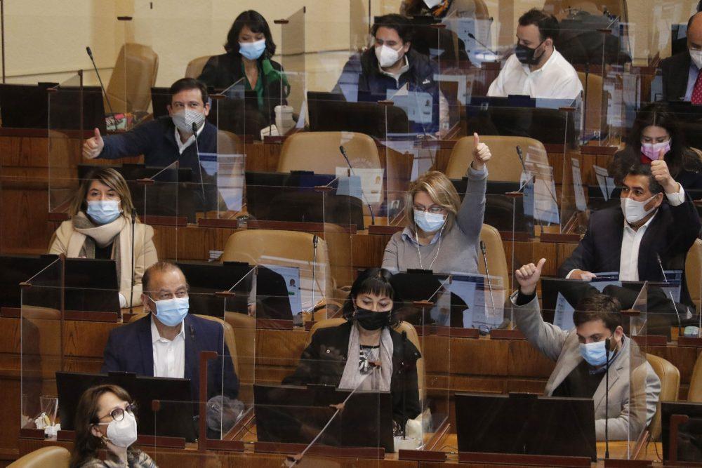 Cámara vota por estallido social