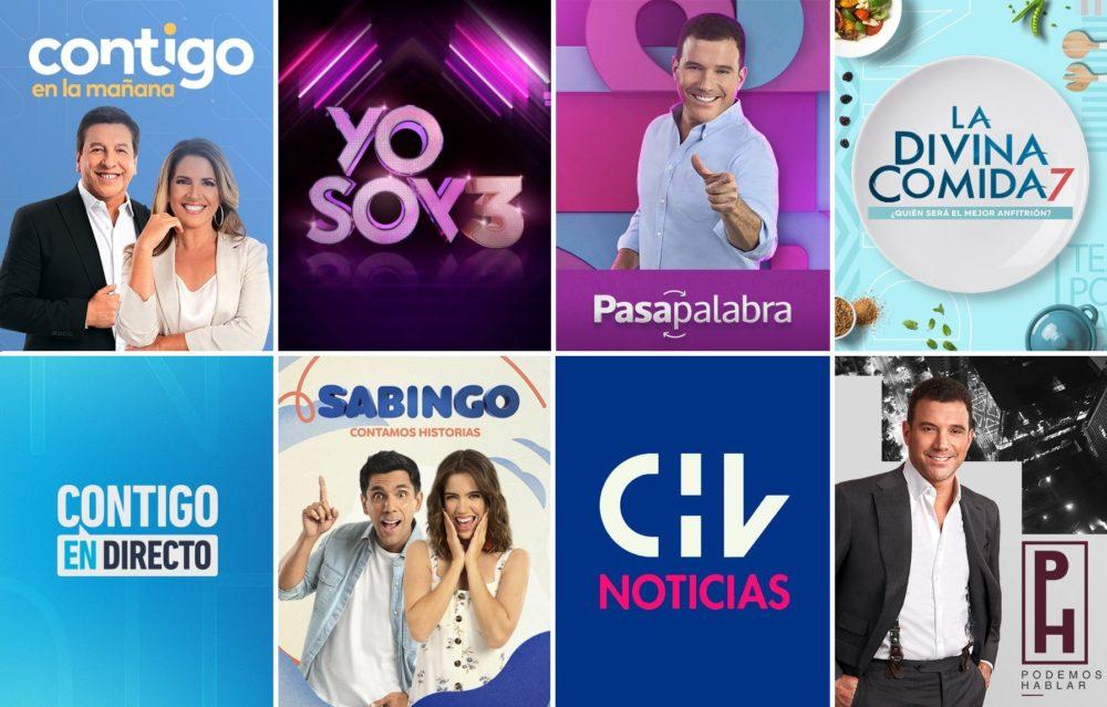 Programas Chilevisión