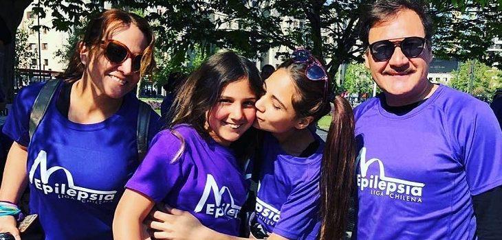 Claudia Pérez sobre remisión de tratamiento de su hija contra la epilepsia
