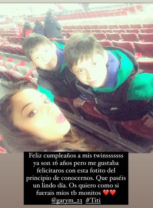 Cristina Morales | Instagram