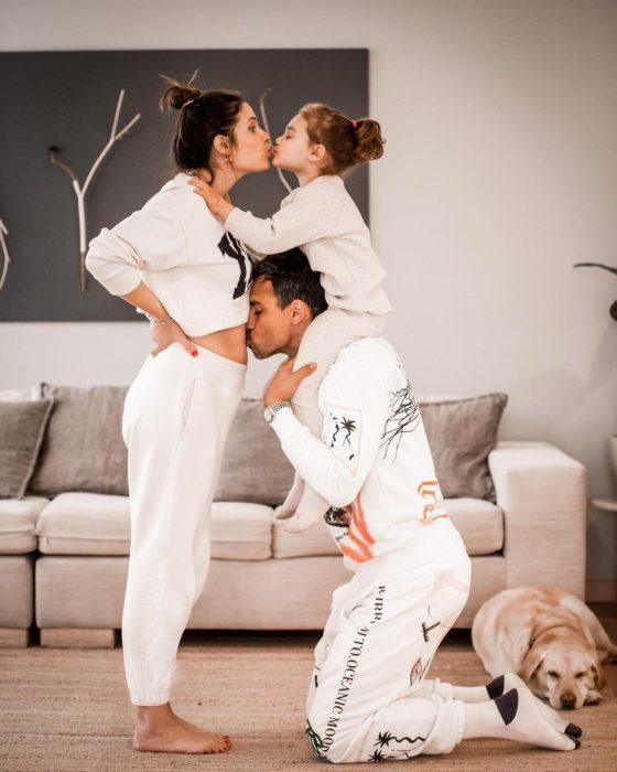 Marcelo Marocchino familia