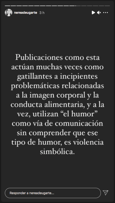 Instagram   Nerea de Ugarte