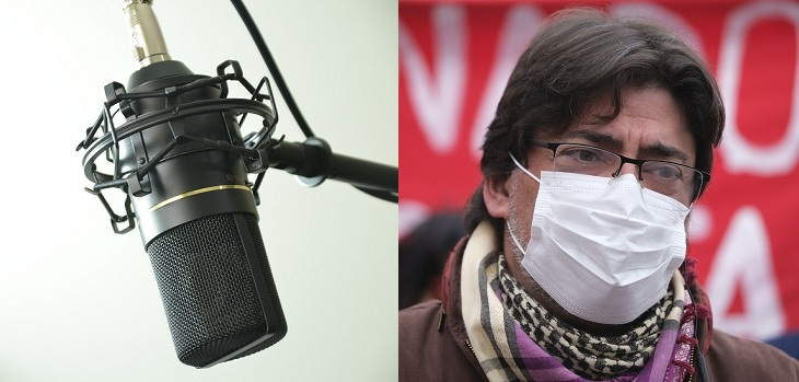 radios comunitarias daniel jadue
