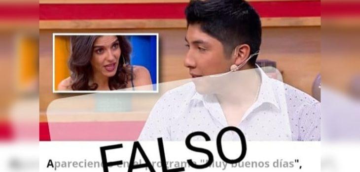 Juan angel acusa estafa con su nombre en redes sociales