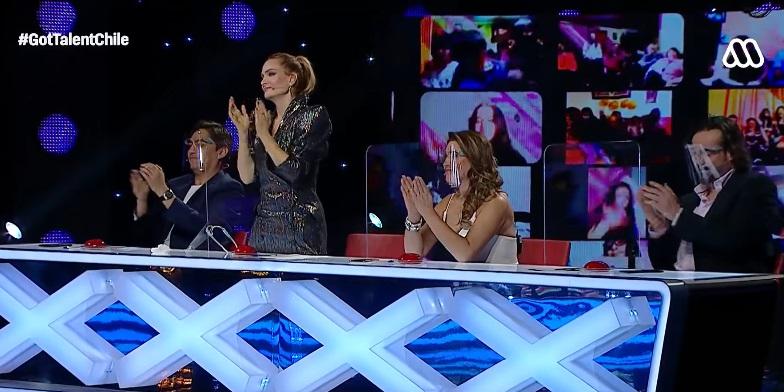 Jurado Got Talent Chile